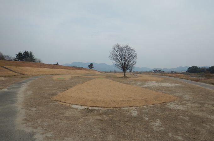 原鶴川の駅パークゴルフ場 芝生